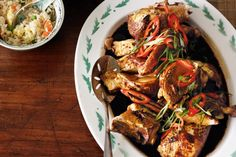 Impress family and friends with this delicious braised chicken dish.