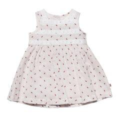 Bebe by Minihaha - 'Kitty' Strawberry Print Dress