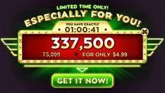 Slots Craze - 1 hour Special Promo