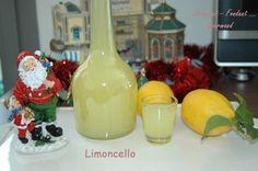 Voici mon Limoncello maison, une liqueur au citron, que vous servirez en digestif ou qui vous servira comme pour moi à aromatiser vos desserts.