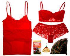 Custom made lingerie Maßgeschneiderte Damenunterwäsche
