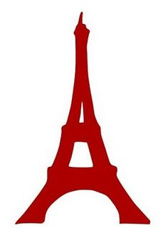 Eiffel tower craft for children print it out stick it on for Paris themed crafts for kids