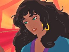 I got: Esmeralda! What Disney Non-Princess Are You?