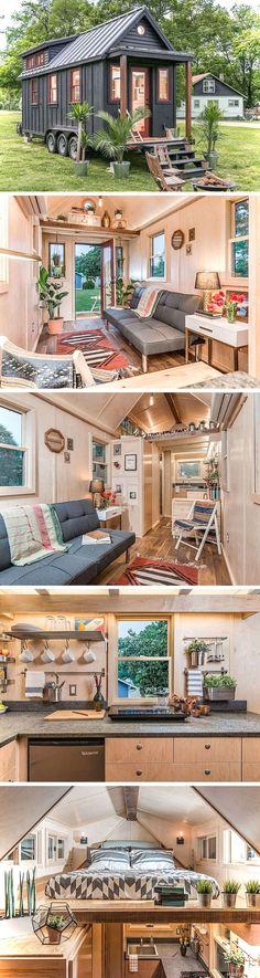 70 awesome tiny house interior ideas