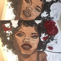 learn fashion design sketching with Fashion Illustrator Laura Volpintesta. Queen of Freckles on instagram... gouache illustration