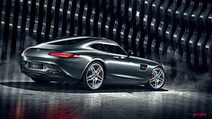 AMG GT - CGI & Retouching on Behance