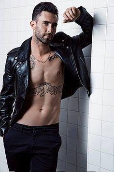 Adam Levine photographed by Nino Muñoz for People magazine. Maroon 5, Adam Noah Levine, Gorgeous Men, Beautiful People, The Voice, Good Looking Men, Man Crush, Celebrity Crush, Sexy Men