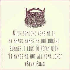 #beardswag got to love a beard