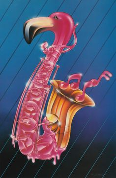 Reggie Holladay (Early 90s) #airbrush #80s #art