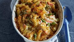 Alaska Crab Mac & Cheese recipe