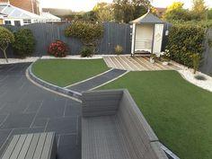 Modern Small Patio Garden Design And Ideas Modern Landscape Design, Modern Garden Design, Landscape Plans, Modern Landscaping, Contemporary Landscape, Patio Design, Landscape Architecture, Architecture Design, Contemporary Bedroom