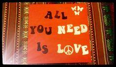 Pintando cuadros con sellos  Visitame en Facebook/Aymara