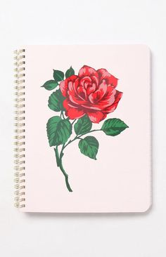 Ban.do Rose Rough Draft Mini Notebook