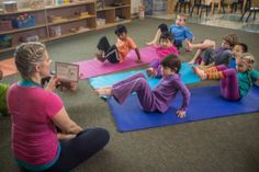 5 Kids Yoga Poses for Self-Regulation at Home or Classroom