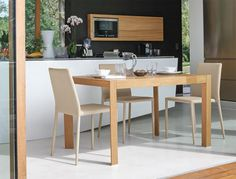 Contemporary Urano Dining Table in Various Wood Finishes by Target Point - See more at: https://www.trendy-products.co.uk/product.php/7497/contemporary_urano_dining_table_in_various_wood_finishes_by_target_point#sthash.2G5jEpGp.dpuf