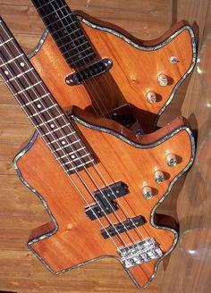 Texas guitar and bass.