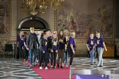 Wow! The Great Hall of Frederiksborg Castle