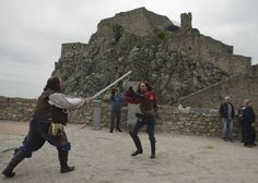 It's taken nine years, but the horný hrad (upper castle) within Devín Castle has finally been reopened to the public, amid black powder rifles and medieval battle re-enactments.
