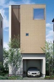 建物間口5.5M トヨタホームのテーマ詳細|SUUMO(スーモ)注文住宅