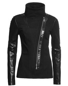 Danier, leather fashion and design. I wish it came in faux leather!