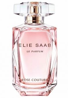 Elie Saab Le Parfum Rose Couture by Elie Saab is a fresh, sweet, caramel Floral fragrance with rose, peony, orange blossom and bergamot in the top. Rose, jasmine, vanilla, peach and lychee in the middle. Patchouli, sandalwood and caramel in the base. - Fragrantica