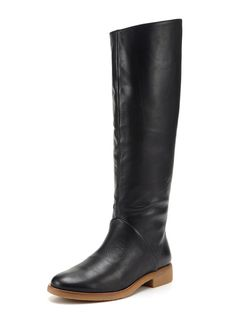 Classic boots can be transferred easily from fall into winter