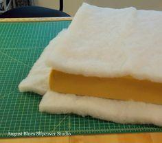 Sewing Hacks, Sewing Projects, Diy Projects, Sewing Diy, Diy Mattress, French Mattress Cushion Diy, Pillow Mattress, Cushion Tutorial, Pillow Tutorial
