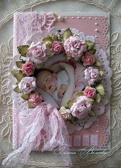 Прикосновение к нежности: для новорожденного