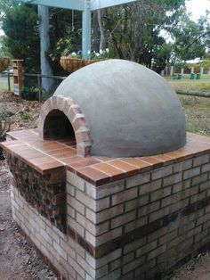 Brick Oven Outdoor, Pizza Oven Outdoor, Outdoor Kitchen Design, Diy Pizza Oven, Pizza Ovens, Small Patio Design, Four A Pizza, Boho Home, Décor Boho