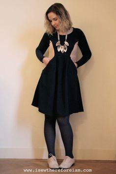 Zadie Dress by Tilly