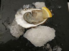 Ostras crudas. Festival de la Ostra de Castropol 2014. #Ostras #oyster #FestivaldelaostraCastropol