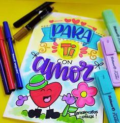 Diy Birthday, Birthday Cards, Birthday Gifts, Wreck This Journal, Cardmaking, Stencils, Hello Kitty, Clip Art, Diy Crafts