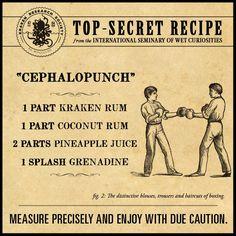 Cephalopunch