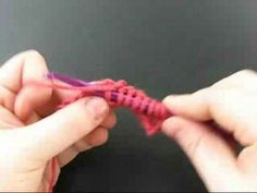 This video, brought to you by thecrochetside.com, demonstrates how to cast on and create a Foundation Row of Tunisian Crochet, as well as the Tunisian Simple Stitch (TSS).    http://www.thecrochetside.com