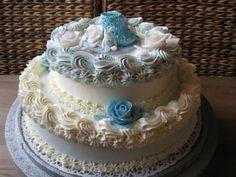 Baby Boy Shower Cake II
