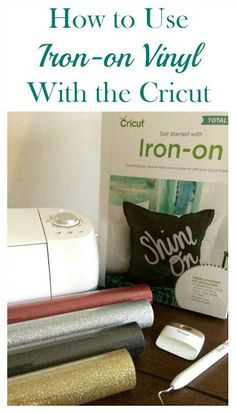 Iron On Mermaid Shirt - A Cricut Make It Now Project #ad #cricutmade