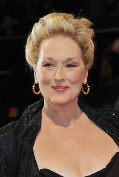 Meryl Streep is an American actress.