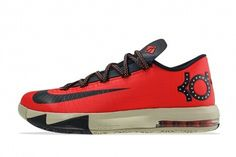 wholesale dealer ee60d 5bed1 Nike KD VI (Light Crimson Obsidian Light Bg Chalk Light)   bestsneakersever.com  sneakers  shoes  nike  kd6  kevindurant  style   fashion