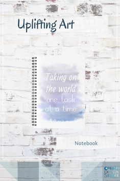 Stay Organised and Motivated: Taking on the world…one task at a time Notebook - Studying Motivation Positive Inspiration, Life Inspiration, Motivation Inspiration, Life Is Precious, We Are Strong, You Are Special, Tool Organization, Study Motivation