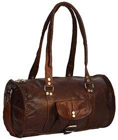 """Gusti Leder nature """"Benjamin"""" Umhängetasche Handtasche Ledertasche Damentasche Lederhandtasche Freizeittasche Vintage Unisex Damen Herren Braun R12"""