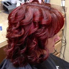 Brilliant Reds by Alex