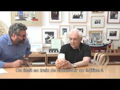 Frank Gehry talking with Greg Lynn - YouTube