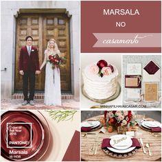 marsala pantone wedding casamento minha filha vai casar inspire mfvc 1