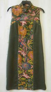 Tradições Batik Fashion, Ethnic Fashion, Hijab Fashion, African Fashion, Fashion Dresses, Lolita Fashion, Emo Fashion, Blouse Batik, Batik Dress