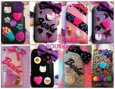 Hello kitty phone cases   www.my-sweet-boutique.com