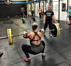 Monday 9/28/15 — JSA CrossFit Since 2006 the premier CrossFit gym in Ocean & Monmouth County area