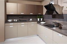 Sara Kapučíno / Sara Cappuccino Kitchens, Kitchen Cabinets, Home Decor, Kitchen Cupboards, Homemade Home Decor, Kitchen, Home Kitchens, Decoration Home, Cucina