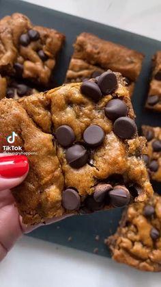Healthy Sweets, Healthy Dessert Recipes, Healthy Baking, Delicious Desserts, Healthy Snacks, Yummy Food, Heathy Treats, Diy Snacks, Healthy Sweet Treats