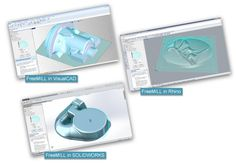 CAM Software for programming CNC Mills