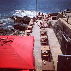I-Bar Avenida de Montevideu – Praia do Aquário, Porto